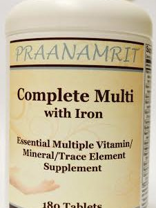 Complete Multi With Iron Front