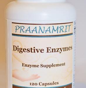 Digestive Enzymes Front