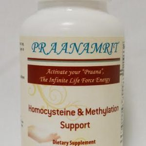 Homocysteine & Methylation Support Front