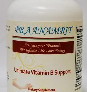 Ultimate Vitamin B support Front