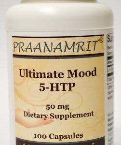 Ultimate Mood 5-HTP front