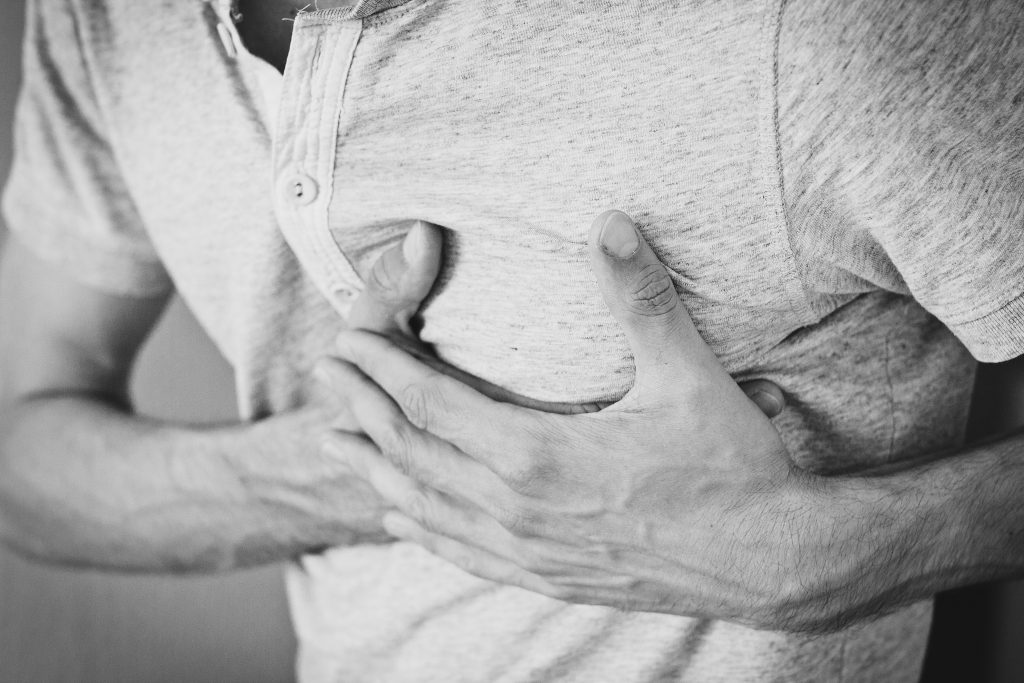 Heart disease is a problem for RA patients