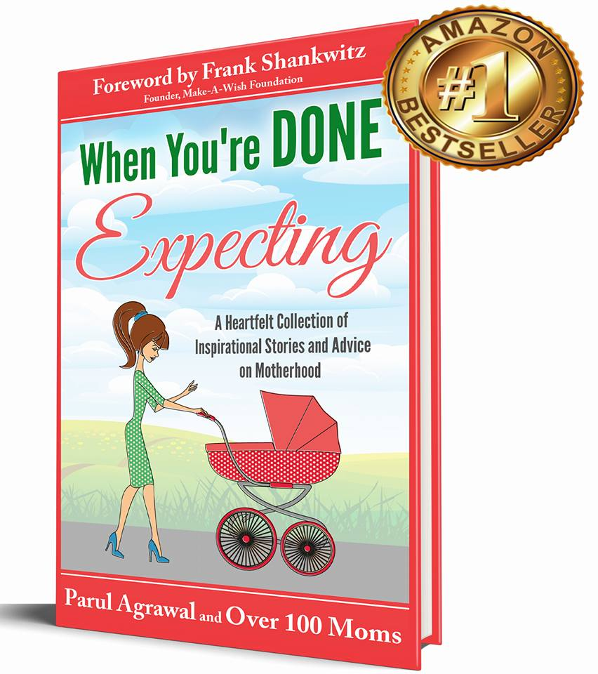 "Best-Seller Book-""When You're DONE Expecting"""